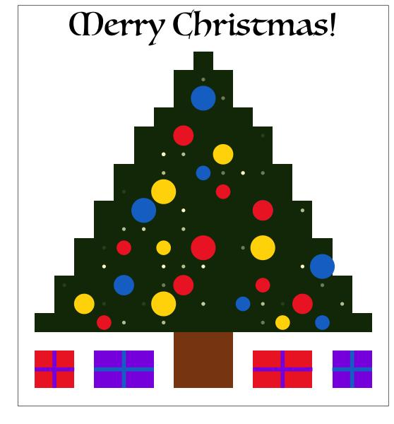 A very ggplot2 Christmas